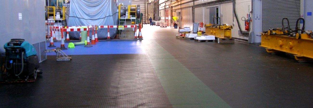 Irish Industrial Flooring